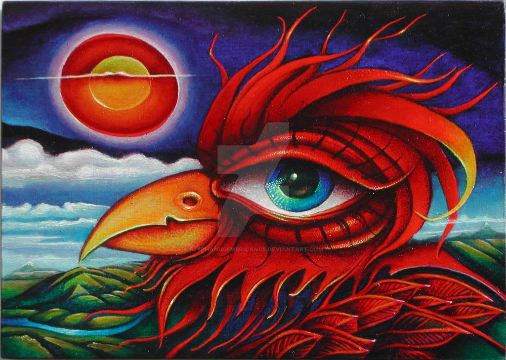 Firebird by StephanusEmbricanus