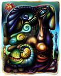 Head surrealirreal 3 by StephanusEmbricanus