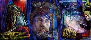 DeadFishMe Triptychon