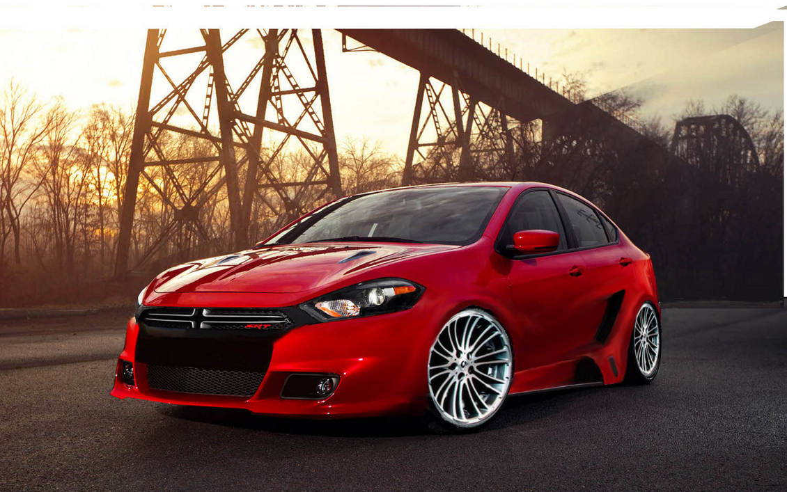 Dodge Dart Srt >> Dodge Dart Srt By Dewdewbum On Deviantart