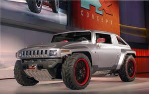 Hummer HX mod