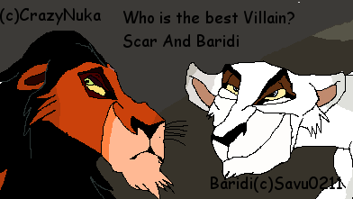 Who is the best TLK villain by Nukarulesthehouse1