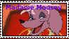 Madame Mousey Stamp by Nukarulesthehouse1