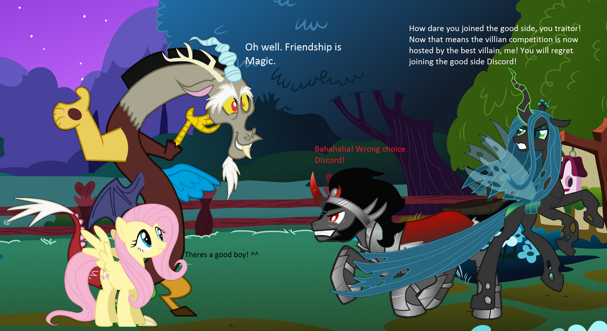 Reformed Discord by Nukarulesthehouse1