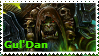 Gul'Dan Stamp by Nukarulesthehouse1