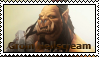 Grommash Hellscream WOD version Stamp by Nukarulesthehouse1
