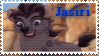 Jasiri Stamp by Nukarulesthehouse1