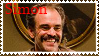 Simon (Walking Dead) Stamp by Nukarulesthehouse1