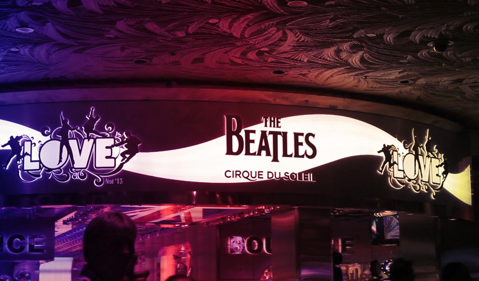 Beatles LOVE by NatPal