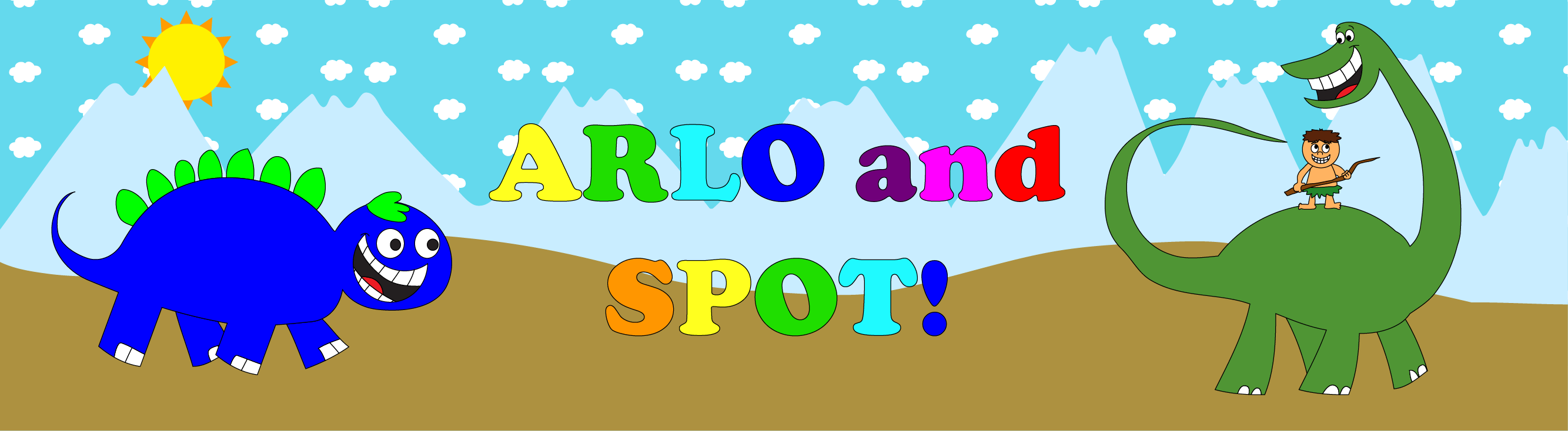 Arlo And Spot
