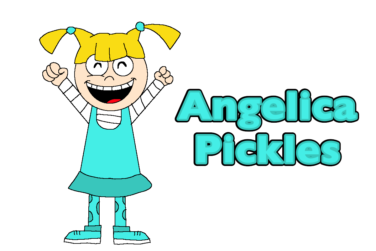 Angelica Pickles The Turquoise Rugrat