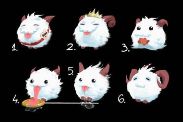 Get your own Poro...?(Only #1 is left!) by IroPagis