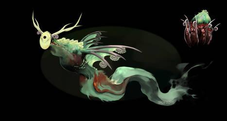 Hatch #34 [Mystery adopt][Closed] by IroPagis