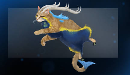 Cat x Creature by IroPagis