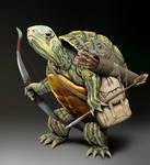 Turtle warrior [complete] by IroPagis