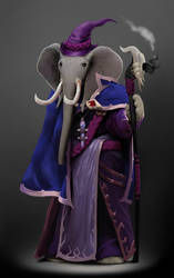 Elephant Mage [Complete] by IroPagis