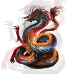 ColdFire Dragon Adoptable [Open]