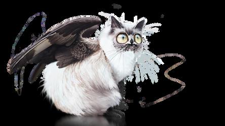 [OPEN] Siamese Pettable Meowl by ArtPagi