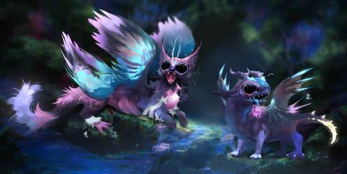 [CLOSED] Spirit Forest Guardians