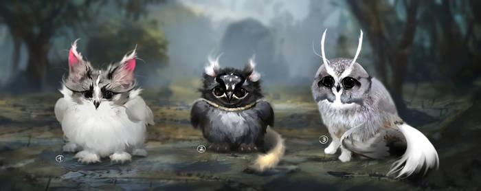[OPEN]  North Forest Wonderer Endlings