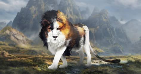 [OPEN] Calico Lion