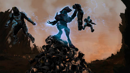 Oro Varamee: the Biotic Elite by Amalgamation100