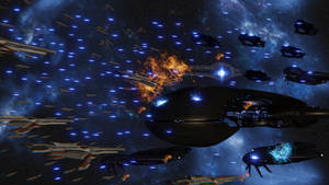 Battle for the Ismar Frontier Mass Relay