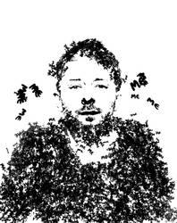 Thom Yorke by cadynho