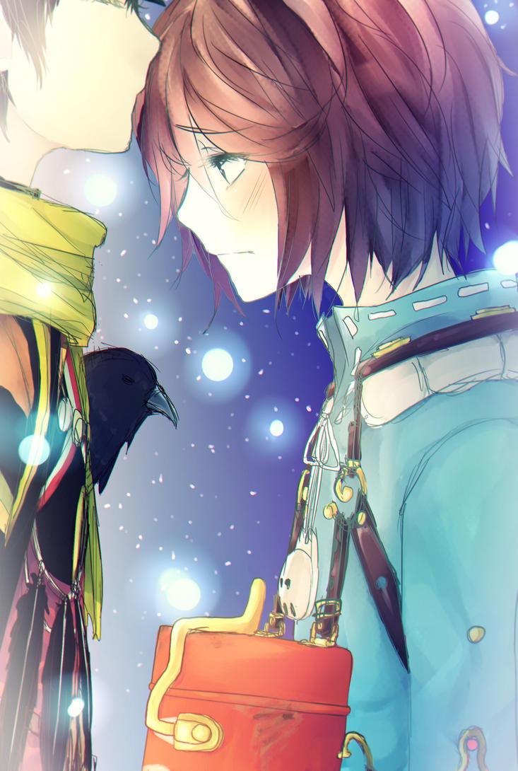 Sad Anime Quotes - #1 - Wattpad  |Anime Friendship Boy And Girl Quotes