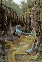 Hidden Ravine by tuomaskoivurinne