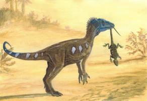 EoV: Being the Predator by tuomaskoivurinne