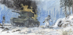 Winter War in the Frontline 2