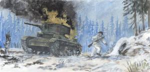 Winter War in the Frontline 2
