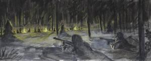 Winter War in the Frontline 4