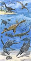 Jagua Vieja Formation fauna