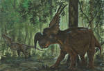 Horns05: Einiosaurus