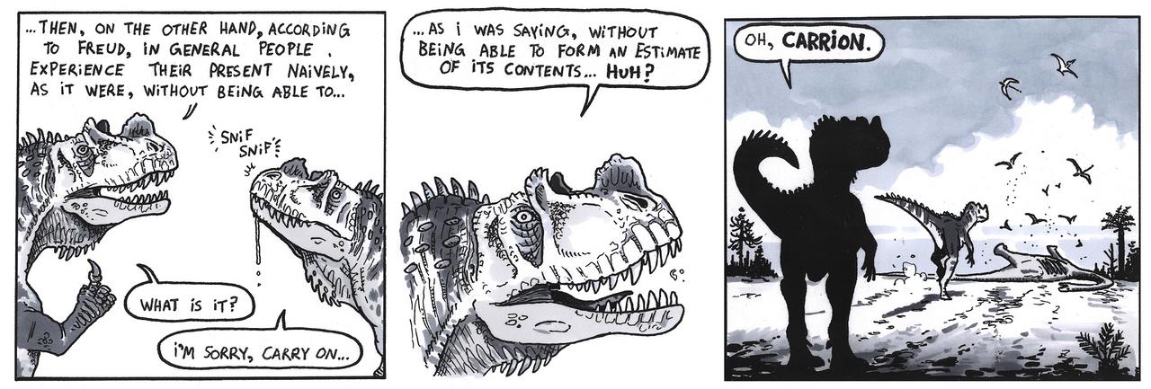 Charges e Tirinhas - Página 7 Ceratosaurs_by_patriatyrannus-d4er7n0