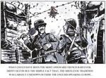 WW1 Christmas humour