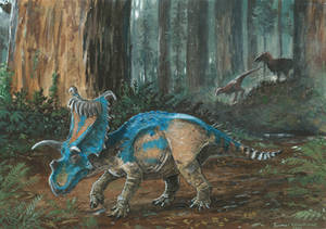 Horns19: Kosmoceratops