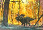 Horns24: Arrhinoceratops