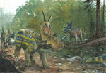 Horns25: Spinops and Albertaceratops