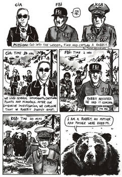 Just a quick comic