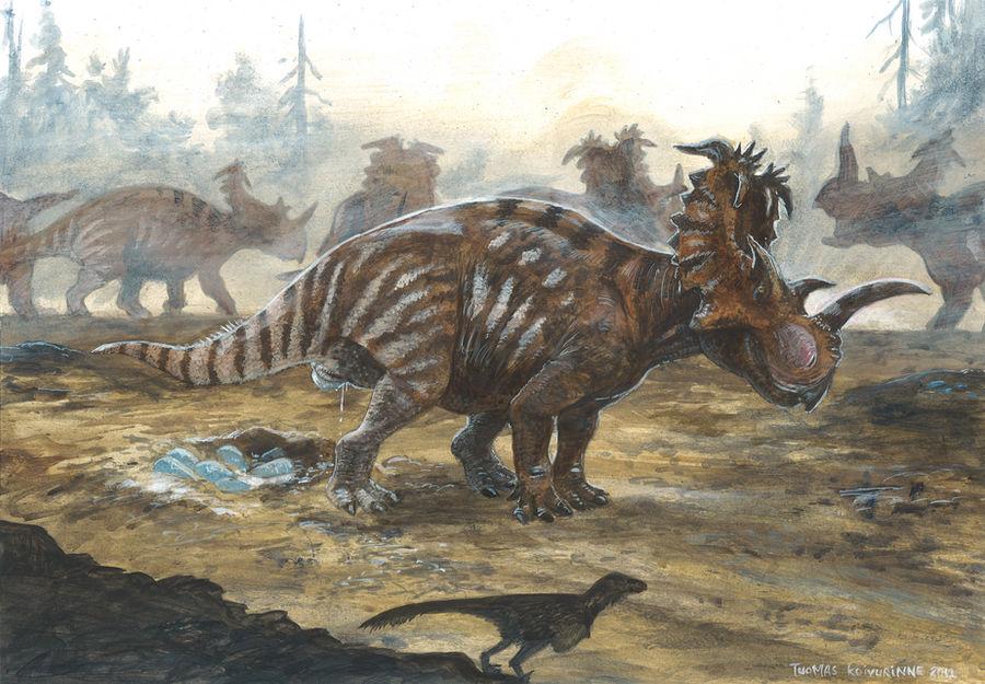 Horns29: Coronosaurus