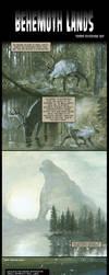 Behemoth Lands 1/2 by tuomaskoivurinne