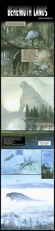 Behemoth Lands 1/2