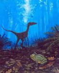 Evening in Jurassic Bavaria