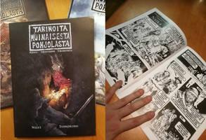 Tarinoita Muinaisesta Pohjolasta - new issue