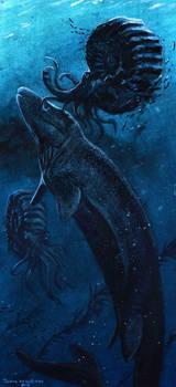 Cretaceous Leviathan and Krakens