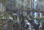 Saurian - Leptoceratops