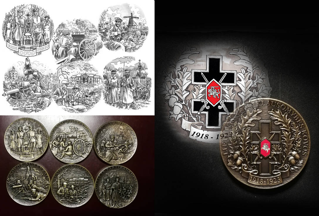 Lithuanian Independence Wars collection by tuomaskoivurinne